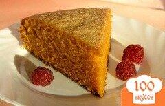 Фото рецепта: «Томатный сладкий пирог»