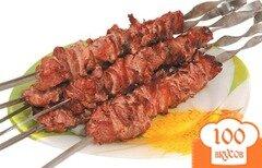 Фото рецепта: «Шашлык из говядины с уксусом»