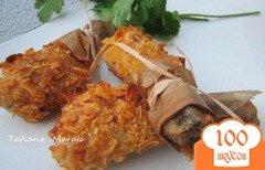 Фото рецепта: «Нежные хрустящие куриные ножки»