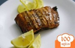 Фото рецепта: «Семга на гриле»
