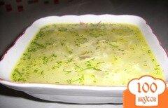Фото рецепта: «Куриный суп по-деревенски»