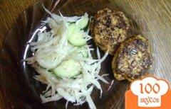 Фото рецепта: «Кабачково-куриные оладьи»