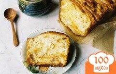 Фото рецепта: «Мягкий хлеб с мармеладом»