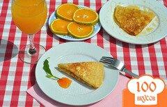 Фото рецепта: «Французские блинчики»