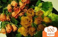 Фото рецепта: «Розы из картофеля»
