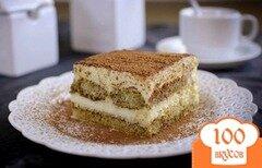 "Фото рецепта: «Торт ""Тирамису""»"
