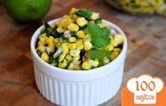 Фото рецепта: «Сладкая кукурузная сальса»