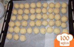 Фото рецепта: «Печенье Раффаэлла»