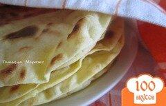 Фото рецепта: «Кукурузные лепешки»