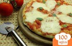 Фото рецепта: «Пицца «Маргарита»»