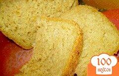 Фото рецепта: «Хлеб с пшеничными отрубями и жареным луком»