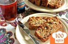Фото рецепта: «Пивной хлеб с грибами»
