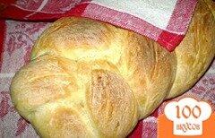 """Фото рецепта: «Хлеб """"Коса""""»"""