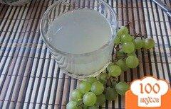 Фото рецепта: «Виноградный газированый напиток»