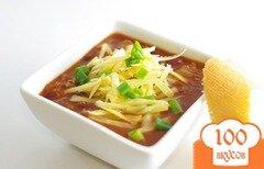 Фото рецепта: «Суп чили»