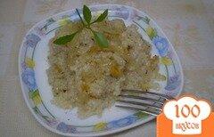 Фото рецепта: «Сытная рисовая каша»
