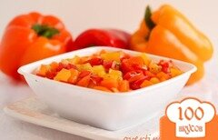 Фото рецепта: «Маринованный сладкий перец»