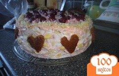 Фото рецепта: «Вишнёвый торт»