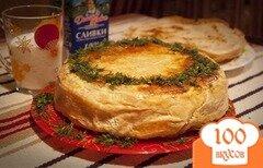 Фото рецепта: «Курник с картошкой»