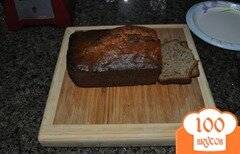 Фото рецепта: «Банановый хлеб»