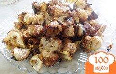 Фото рецепта: «Шашлык свиной по-студенчески»