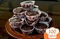 Фото рецепта: «Фадж или шоколадные конфеты с пряным вкусом»