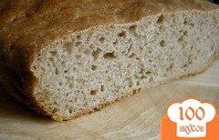 Фото рецепта: «Ржано-пшеничный хлеб»