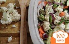 Фото рецепта: «Запеченные овощи»