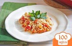 Фото рецепта: «Рис по-испански»