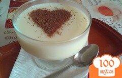 Фото рецепта: «Молочно-ванильное желе»