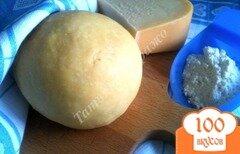 Фото рецепта: «Рубленое тесто с сыром»