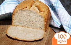 Фото рецепта: «Крестьянский хлеб»