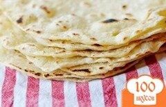 Фото рецепта: «Тортильи»