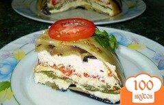 Фото рецепта: «Овощной террин»