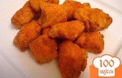 Фото рецепта: «Жареная курица в остром соусе»