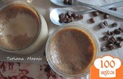 Фото рецепта: «Кофейный флан»