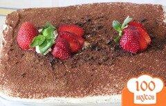 Фото рецепта: «Итальянский классический десерт: Тирамису»