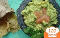 Фото рецепта: «Грейпфрутовый гуакамоле»