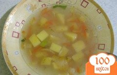 Фото рецепта: «Суп рисовый»
