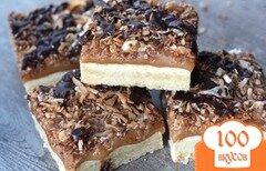 Фото рецепта: «Пирожные самоа»