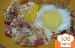 Фото рецепта: «Яичница на завтрак»