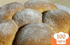 Фото рецепта: «Мятные булочки»