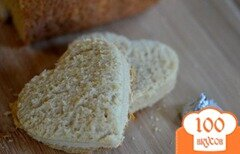 Фото рецепта: «Сладкий хлеб капуччино»