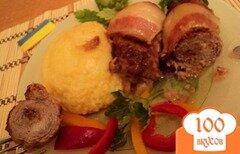 Фото рецепта: «Крученики из свинины.»