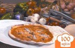Фото рецепта: «Пицца по-римски»