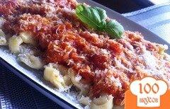 Фото рецепта: «Соус помидорный к тортеллини»