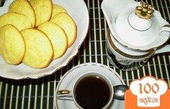 Фото рецепта: «Апельсиновое печенье от Джейми Оливера»
