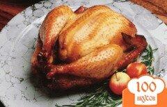 Фото рецепта: «Хрустящая курица с пармезаном и томатами»