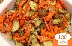 Фото рецепта: «Запечённые овощи»