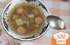 Фото рецепта: «Суп с чечевицей»
